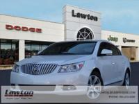 BACKUP CAMERA.2011 Buick LaCrosse CXL 4D Sedan FWD