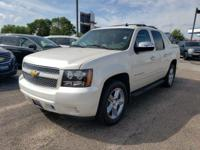 Clean CARFAX. 6-Speed Automatic, 4WD.White 2011