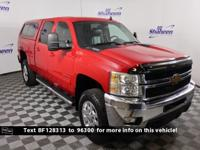 CARFAX One-Owner. Clean CARFAX. Victory Red 2011