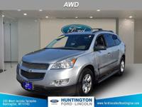 This 2011 Chevrolet Traverse LS is a NEW ARRIVAL!
