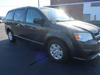 This One Owner Clean CarFax 2011 DODGE GRAND CARAVAN