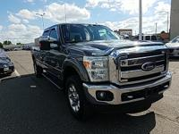 2011 Ford F-250SD Lariat Sterling Gray Metallic 4WD