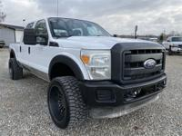 This Ford F-250SD has many features and is well