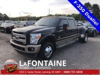 2011 Ford F-350SD King Ranch Dualie Diesel King Ranch
