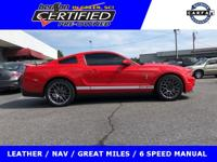 LEATHER INTERIOR, NAVIGATION, CLEAN CARFAX, **INCLUDES