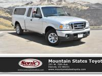 Check out this 2011 Ford Ranger XLT. Its Manual