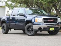This 2011 GMC Sierra 1500 SLE is offered to you for