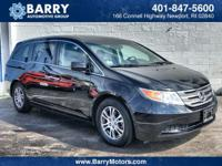 This 2011 Honda Odyssey EX-L is proudly offered by