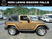 Clean CARFAX. Bronze 2011 Jeep Wrangler 70th