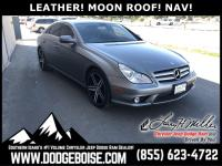 *** LEATHER *** MOON ROOF *** HEATED SEATS *** MBRACE