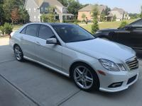 2011 Mercedes Benz E-350 Luxury (the heading is
