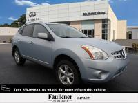 Recent Arrival! 2011 Nissan Rogue SV Frosted Steel