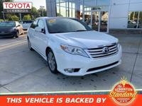 2011 Toyota Avalon Limited Avalon Limited, 4D Sedan,