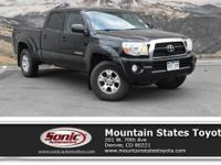 Look at this 2011 Toyota Tacoma 4WD Double LB V6 AT