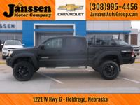 Drive home today in this 2011 Toyota Tacoma. There is a