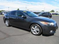 Discerning drivers will appreciate the 2012 Acura TSX!