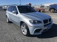 Very clean X5 M that has been well maintained. Silver