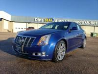 Clean CARFAX. AWD.18/27 City/Highway MPG Blue 2012