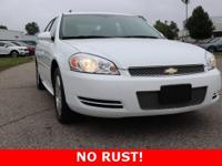 2012 Chevrolet Impala LT NO RUST, MOTOR COMES WITH A 3