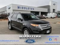 Clean CARFAX. Black **NON-SMOKER**, **BLUETOOTH**,