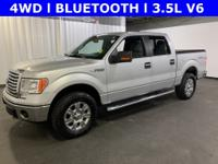 **BLUETOOTH**, **3.5L V6**, **7350 LBS PAYLOAD
