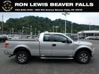 Ingot Silver Metallic 2012 Ford F-150 XLT 4WD 6-Speed