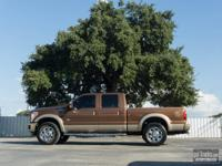 Please call us on this 2012 Ford F-250 Crew Cab King