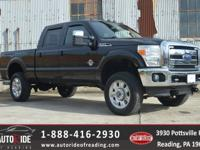 Certified. Recent Arrival! 2012 Ford F-350SD Lariat 4WD