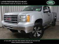 2012 GMC Sierra 1500 SL **Large Selection of Service