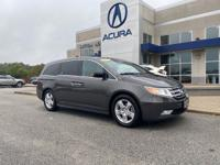 2012 Honda Odyssey Touring Gray *ONE OWNER*, *CARFAX NO