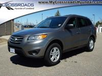 Crossroads Hyundai is excited to offer this 2012