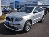 WAS $31,995. SRT8 trim. NAV, Heated/Cooled Leather