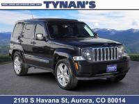 Get acquainted with our 2012 Jeep Liberty Limited Jet