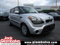 2012 KIA SOUL ....... ONE LOCAL OWNER ........ VERY