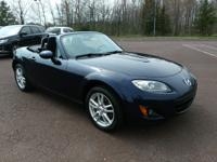 Convertable Soft Top... 2012 Mazda Miata Sport RWD LOW