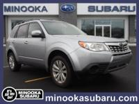 Drive this home today! Introducing the 2012 Subaru