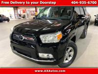 CLICK HERE TO WATCH LIVE VIDEO OF 2012 TOYOTA 4RUNNER!