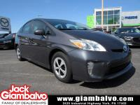 2012 TOYOTA PRIUS TWO ...... ONE LOCAL OWNER ......
