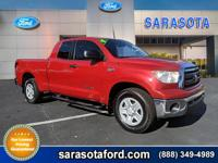ONLY 56K MILES! ***5.7L V8 ENGINE*** ***DOUBLE CAB***