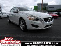 2012 VOLVO S60 T5 ....... ONE LOCAL OWNER .......