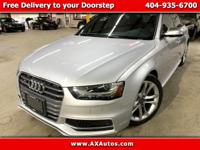 CLICK HERE TO WATCH LIVE VIDEO OF 2013 AUDI S4!