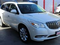 Our superb 2013 Buick Enclave Premium Group SUV in