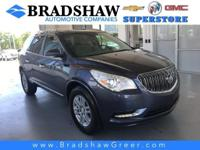 Recent Arrival! Atlantis Blue Metallic 2013 Buick