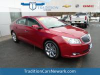 2013 Buick LaCrosse Premium I Group Crystal Red