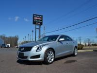 JUST IN, LIFETIME POWERTRAIN WARRANTY. 2013 Cadillac