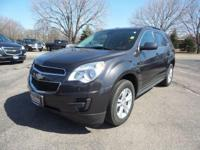 Clean CARFAX.22/32 City/Highway MPG Gray 2013 Chevrolet