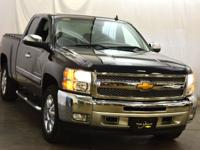 blue ray metallic 2013 Chevrolet Silverado 1500 LT 4WD