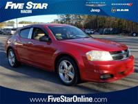 Five Star Dodge Macon is pleased to offer you this 2013