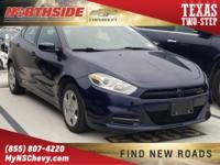 Blue Streak 2013 Dodge Dart SE/AERO FWD 6-Speed
