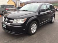 Our 2013 Dodge Journey is equipped with a tow package,